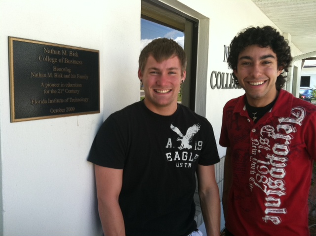 Photo of Nathan M. Bisk College of Business Students Participate in The ABTA Project