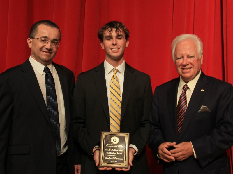 Photo of Florida Tech's First Farmer Scholar Reflects on Four Years