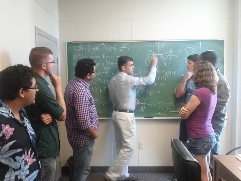 Photo of Prestigious NSF Site in Mathematics Is Coming to Florida Tech
