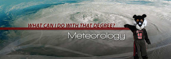 What can you do with a Meteorology degree?