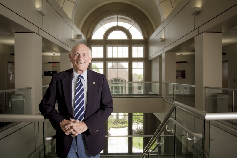 Photo of Glicksman Appointed Dean of Florida Tech College of Engineering