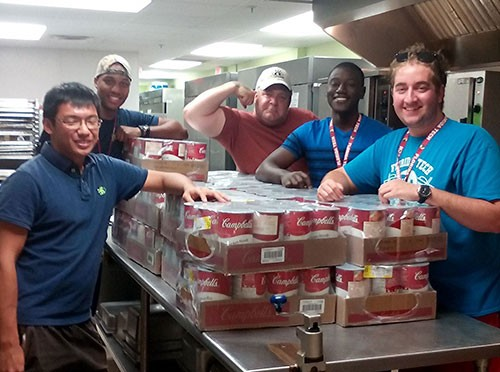 Photo of Florida Tech Earns Community Service Distinction