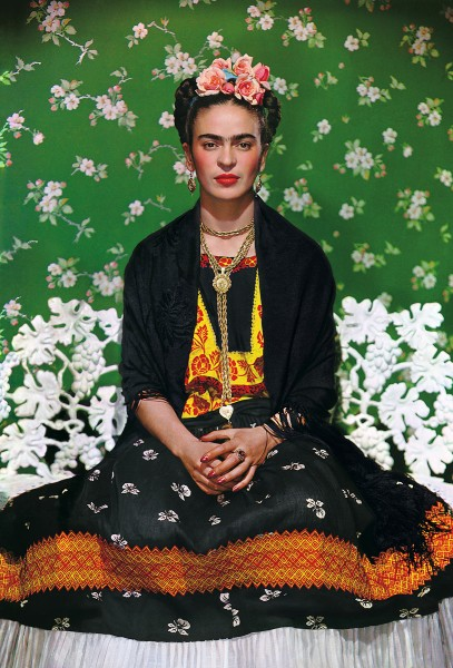 Photo of 'Frida Kahlo: Through the Lens of Nickolas Muray' Opens Jan. 10 at Foosaner Art Museum