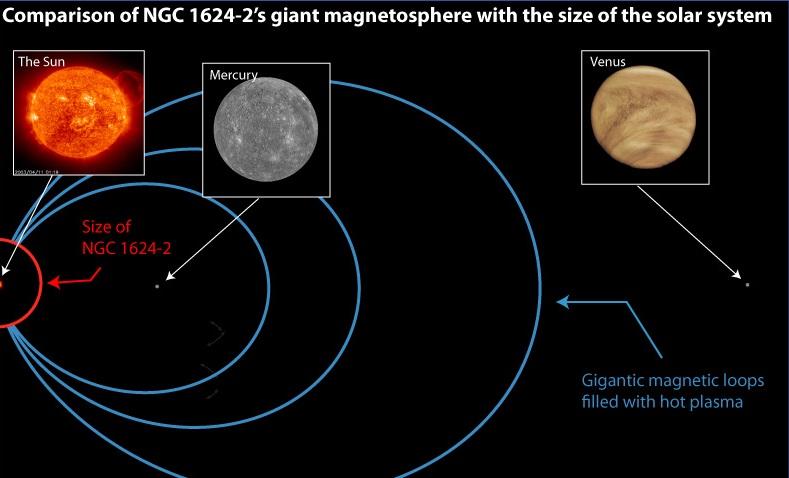 hot dense magnetic star