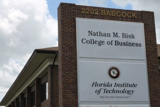 Photo of Florida Tech Convenes High School Business Ethics Competition March 10