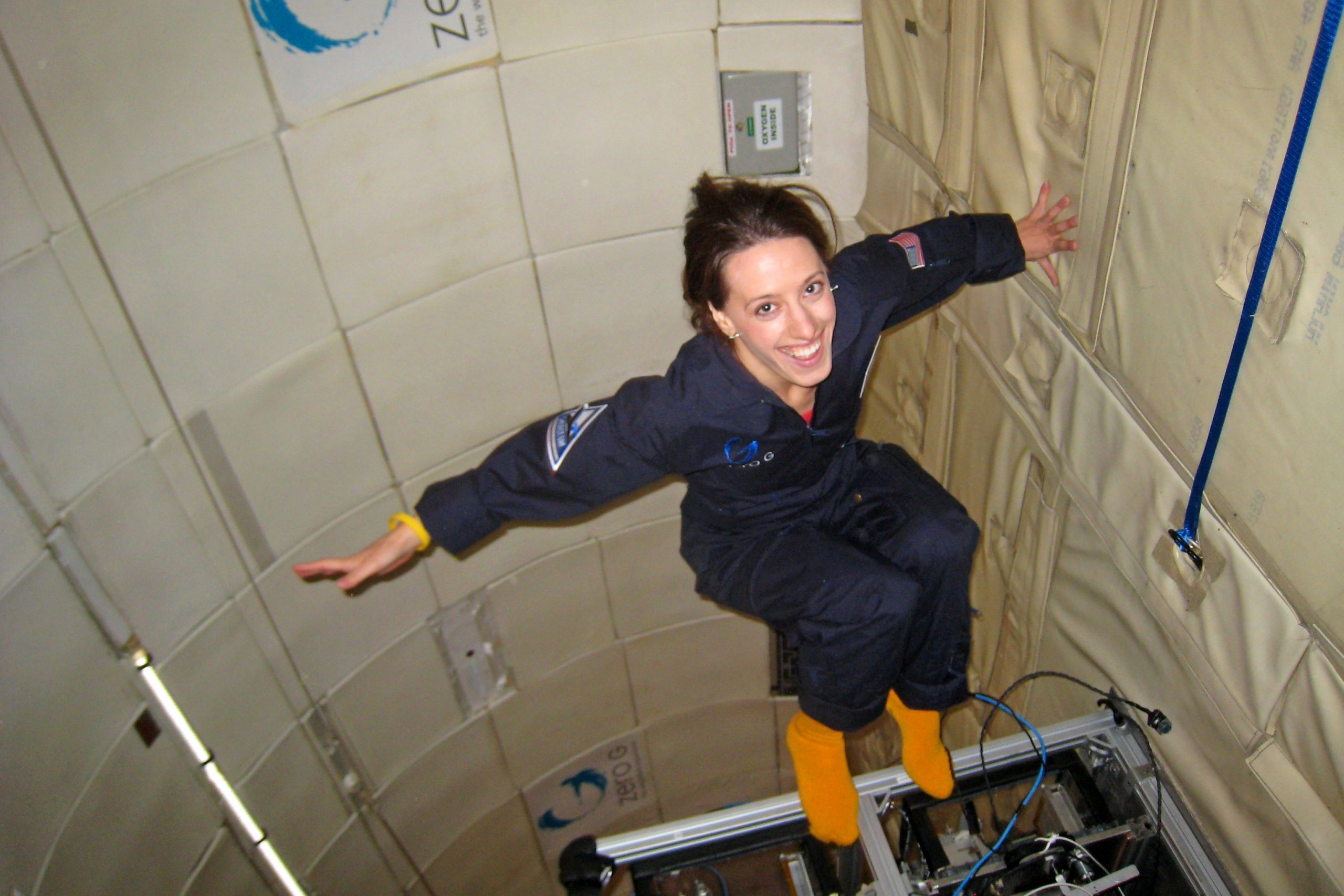 Photo of Florida Tech Grad Helps Shape the Future of Space Travel