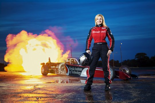 Photo of Larsen Motorsports Highlights Power of STEM, Speed of Jet Dragster at Summer Nationals