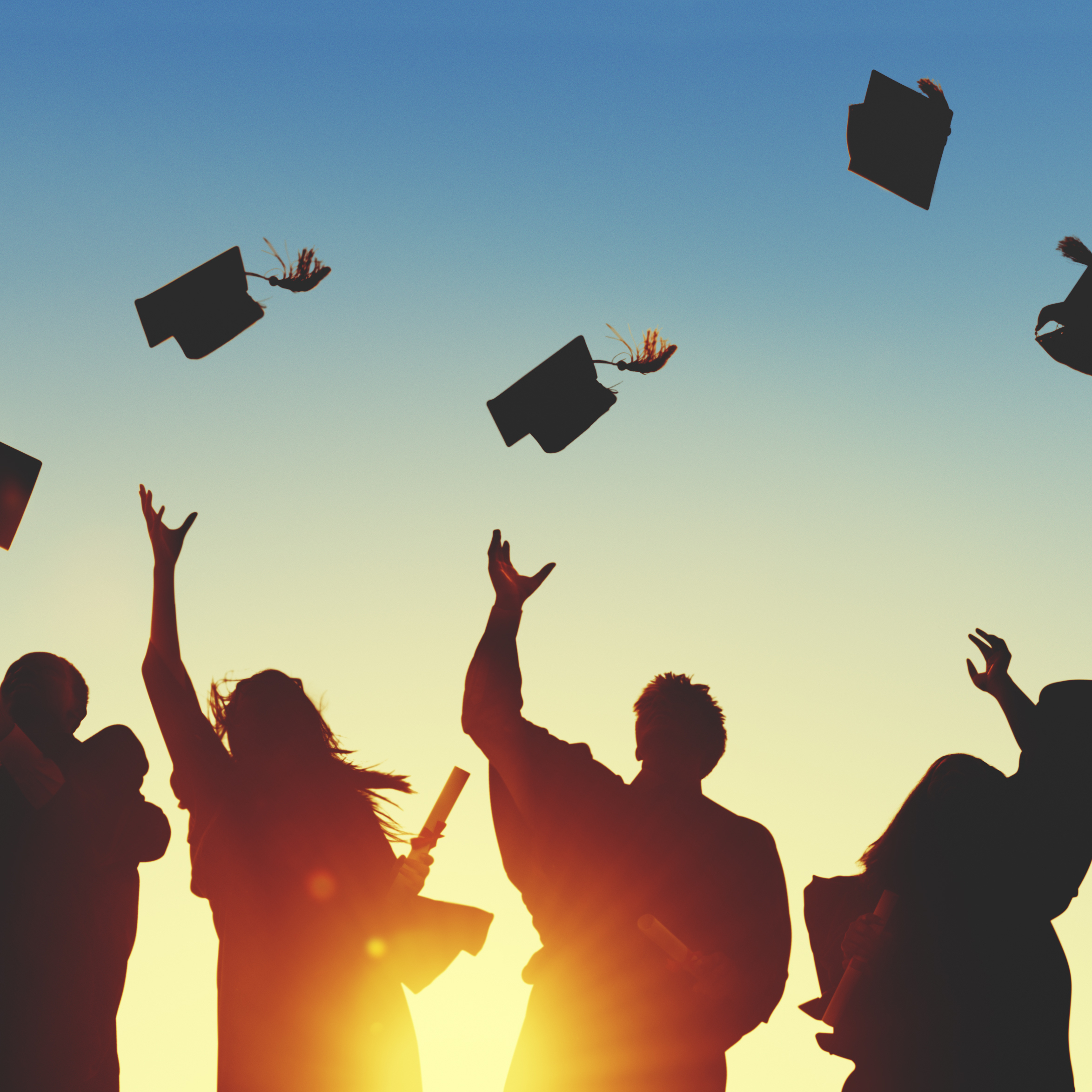 Spring '21 Grads Get Jobs Before Diplomas