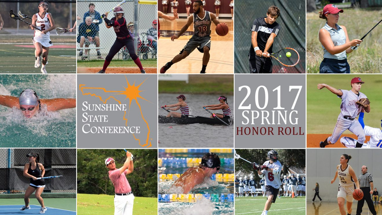 Photo of 152 Florida Tech Student-Athletes Named to Sunshine State Conference Honor Roll