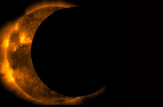 Florida Tech eclipse