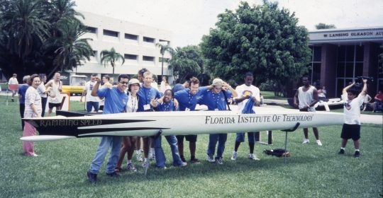 Photo of Florida Tech to Host 2019 National Concrete Canoe Competition