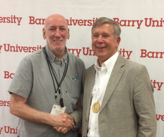 Photo of Richard Turner Named Florida Academy of Sciences 2018 Medalist