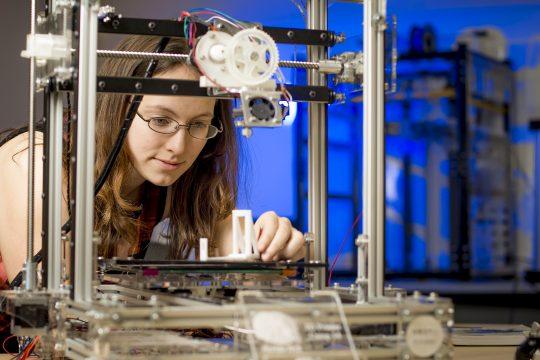Photo of Florida Tech Receives Women's Choice Award