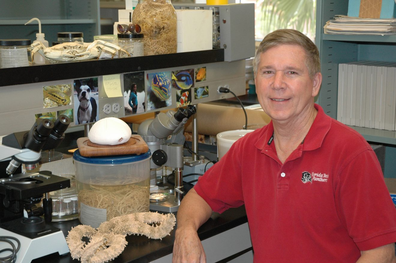 Photo of Family, Friends Establish Richard Turner Endowed Research Fund in Biological Sciences