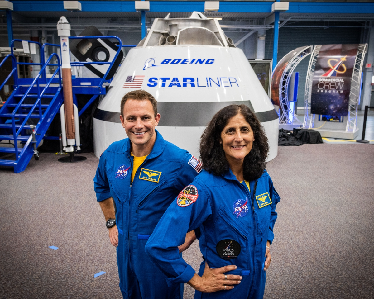 Photo of Florida Tech Alumna Tapped for First Mission on Boeing Starliner