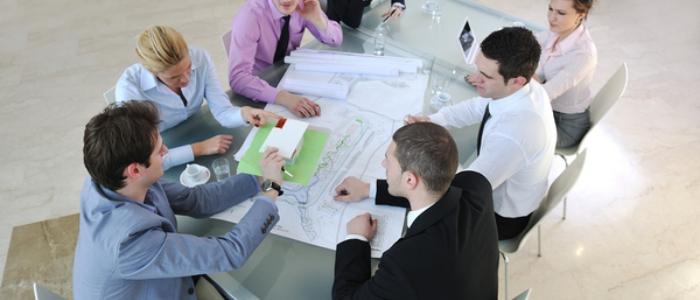 Project management goal setting