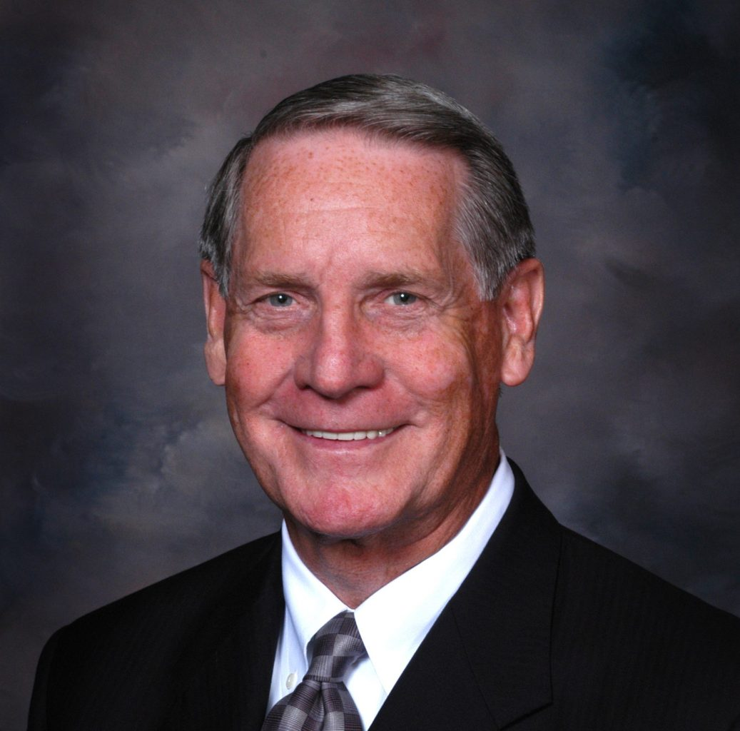 Photo of Phillip Farmer, Who Steered Florida Tech Toward Excellence, Passes Away