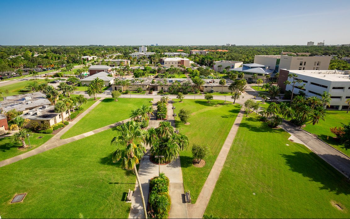 Photo of Florida Tech Named in Princeton Review Green College Guide