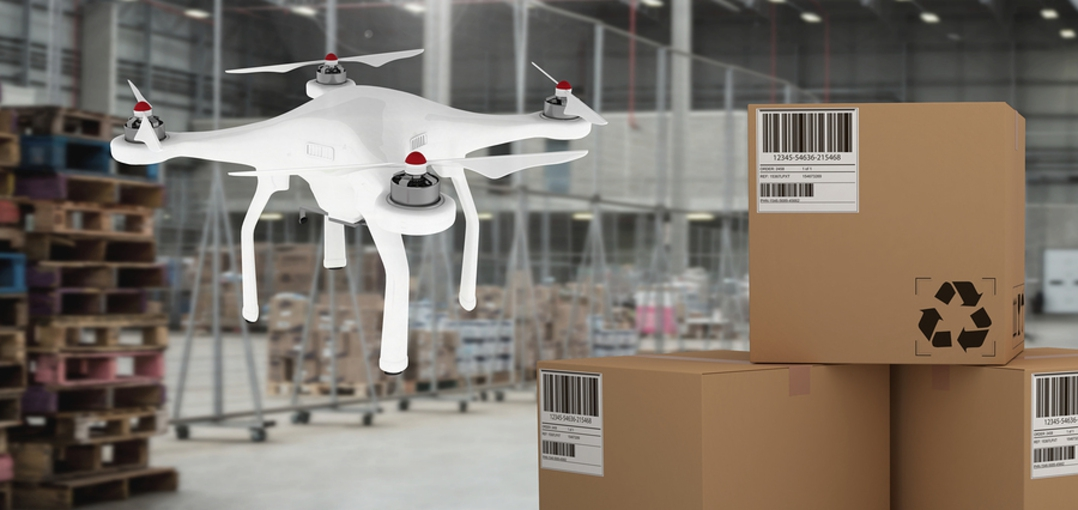 Future of drones in logistics