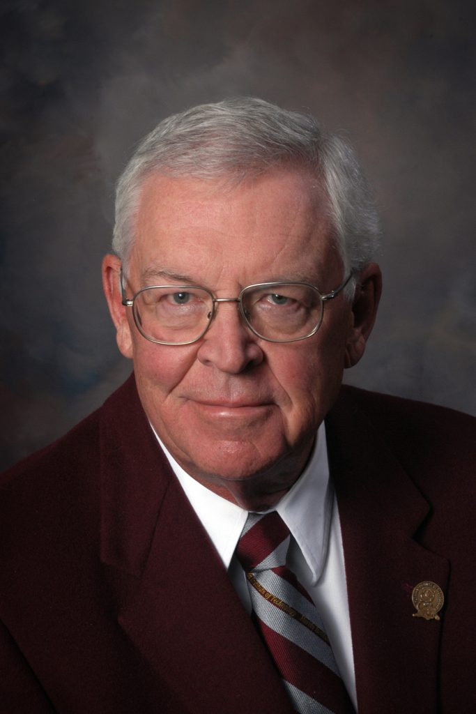 Photo of Allen S. Henry, Past Board Chairman at Florida Tech, Passes Away