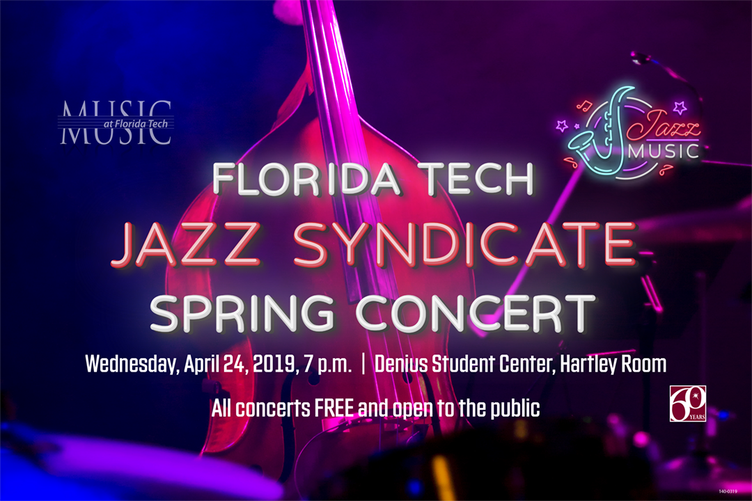 Photo of Jazz Syndicate Spring Concert (4/24/19)