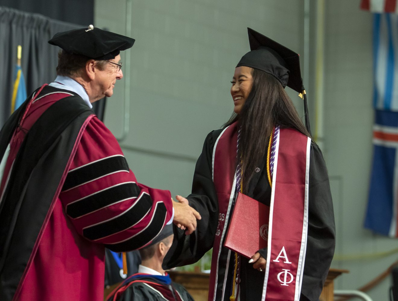 Photo of More than 1,200 Degrees Conferred in Florida Tech Spring Commencement