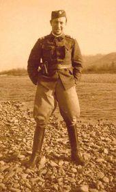 Photo of Oswald Holzer in 1938.