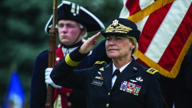 Photo of General Ann Dunwoody '87, A Higher Standard