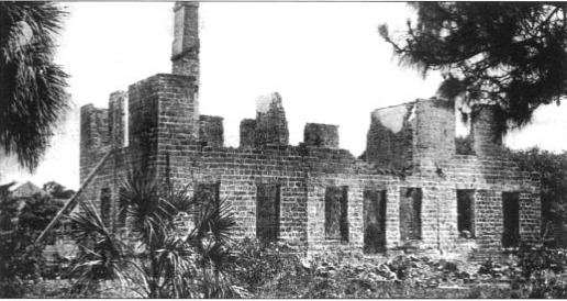 Granada Hotel Ruins