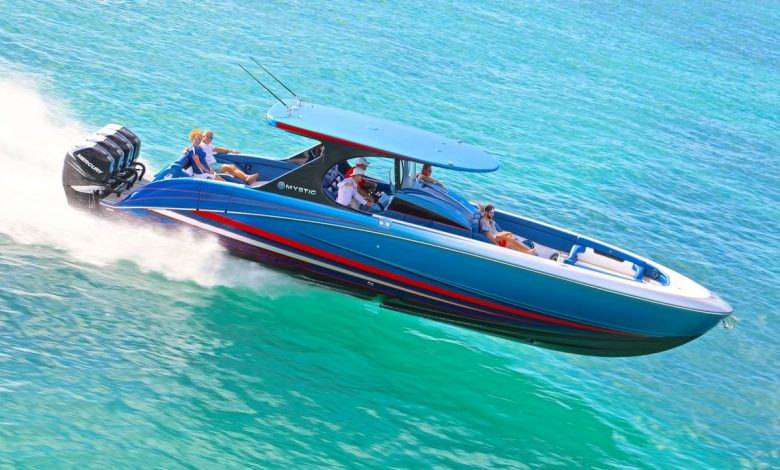 Photo of Mystic Powerboats: Alumni Passion Fuels Rapidly Expanding Performance Boat Business
