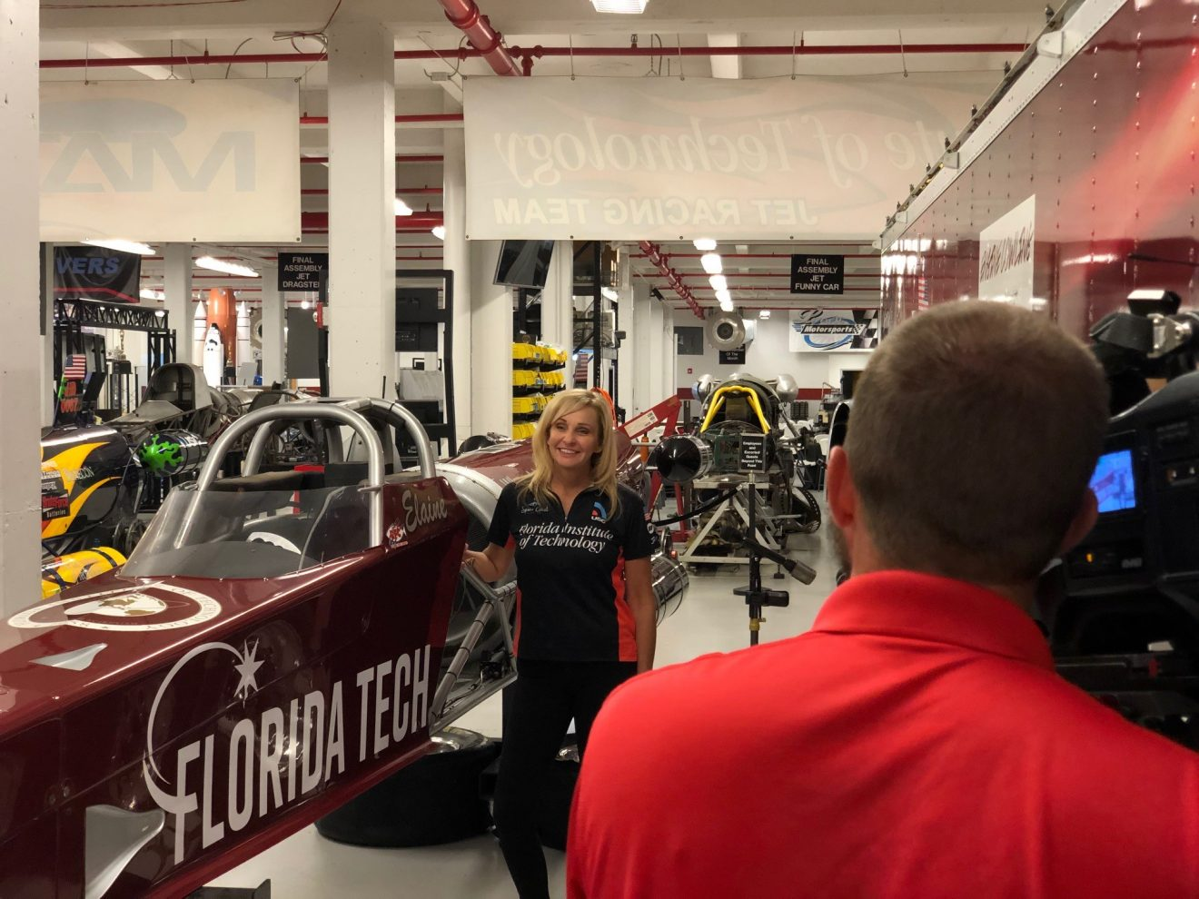 Photo of Larsen Motorsports In the News  For Virtual Field Trips Initiative