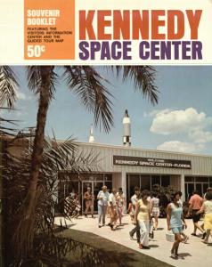 Kennedy Space Center Souvenir Booklet