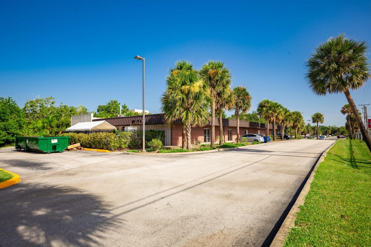 The Frueauff Building at Florida Tech