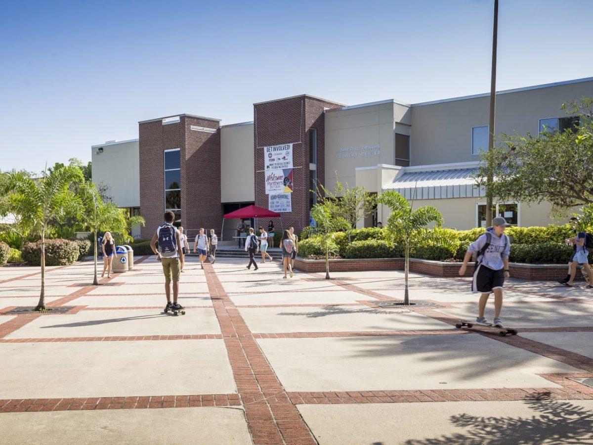 Homer R. Denius Student Center