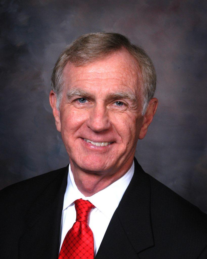 Dale Dettmer '71, Florida Tech's first Jerome P. Keuper Distinguished Alumni awardee