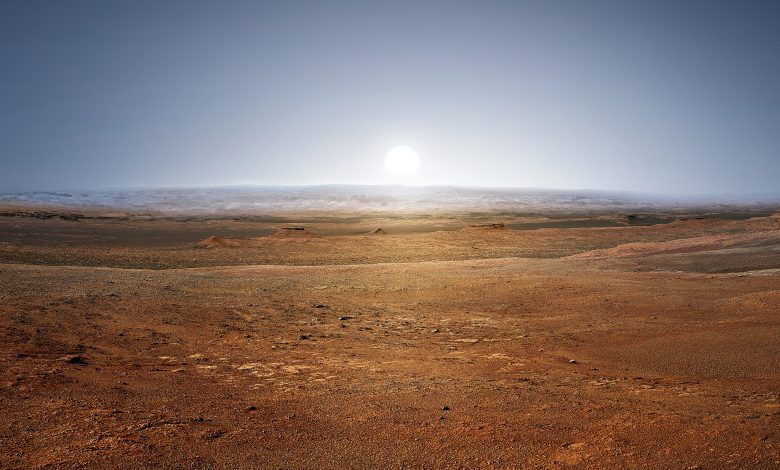 Photo of The Life Below: Could Organisms Exist Under the Surface of Mars?