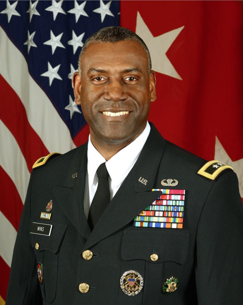 Retired Maj. Gen. Cedric T. Wins MS '95