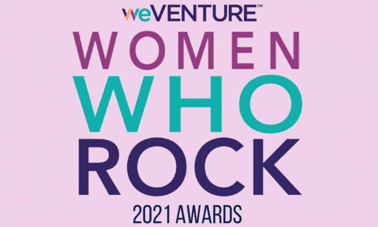 Photo of weVENTURE Announces Nominees for 2021 Women Who Rock Awards