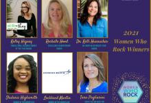 Photo of weVENTURE's Women Who Rock 2021 Winners Announced