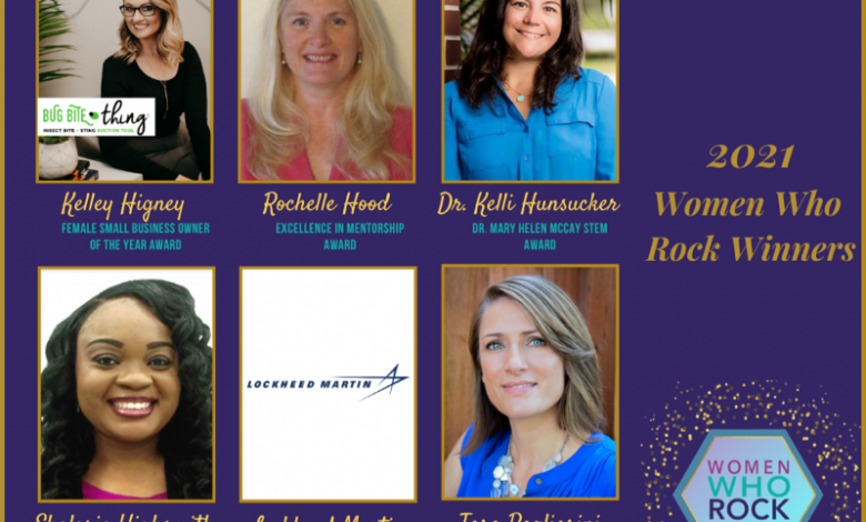 Photo of weVENTURE's Women Who Rock 2021 Winners Announced