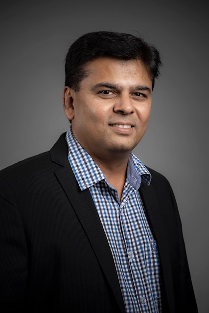 Dr. Vipuil Kishore, associate professor, biomedical and chemical engineering and sciences