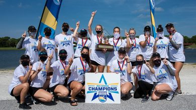 Photo of Women's Rowing Rewrites Record Book with Fourth Consecutive SSC Championship