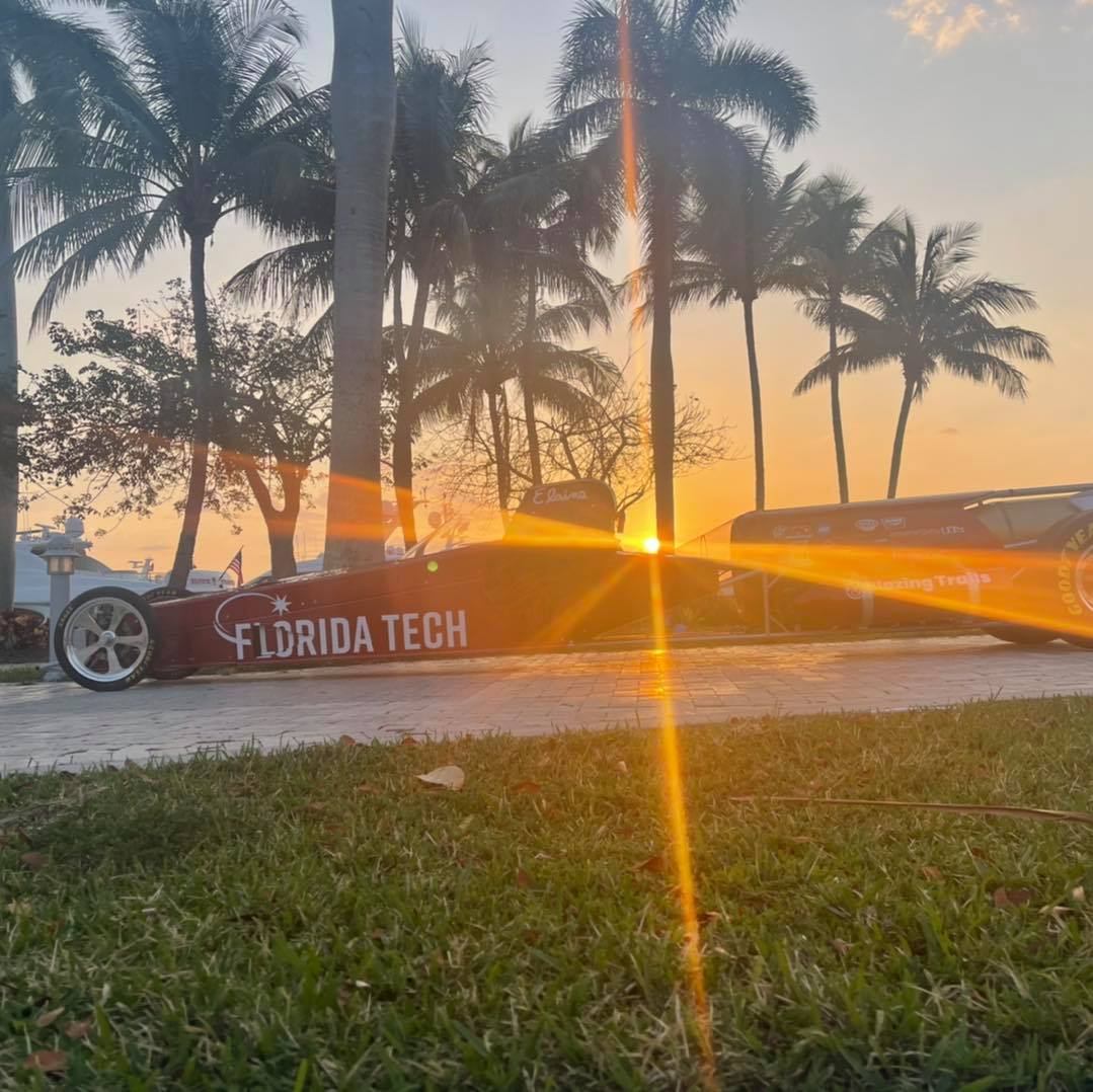 Larsen Motorsports' Generation Six Jet Dragster