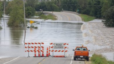 Photo of Satellite Sensing May Help with Flooded Areas