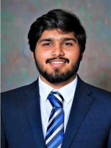 Muhammad Khan '21, mechanical engineering