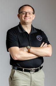 Dr. Markus Wilde, associate professor, aerospace, physics and space sciences