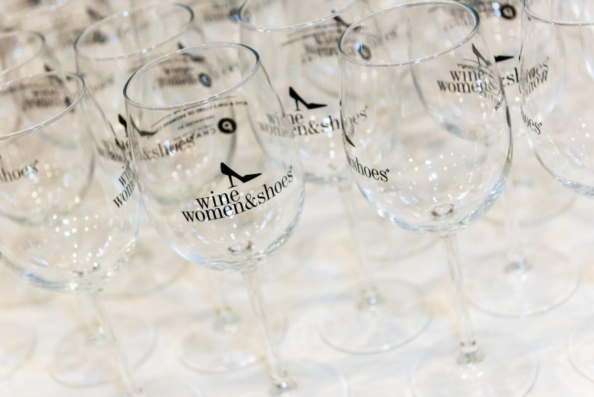 photo of empty wine glasses