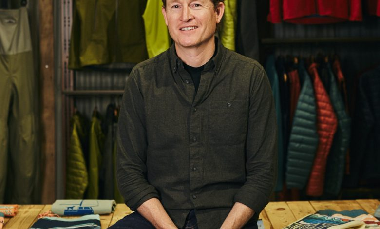 Photo of Panther and Patagonia CEO, Ryan Gellert Strives 'To Save Our Home Planet'