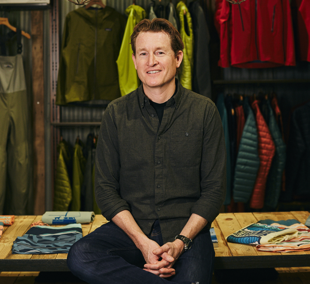 Panther and Patagonia CEO, Ryan Gellert Strives 'To Save Our Home Planet'