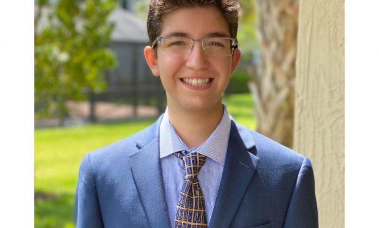 Photo of Florida Tech Announces 2021 Farmer Scholar